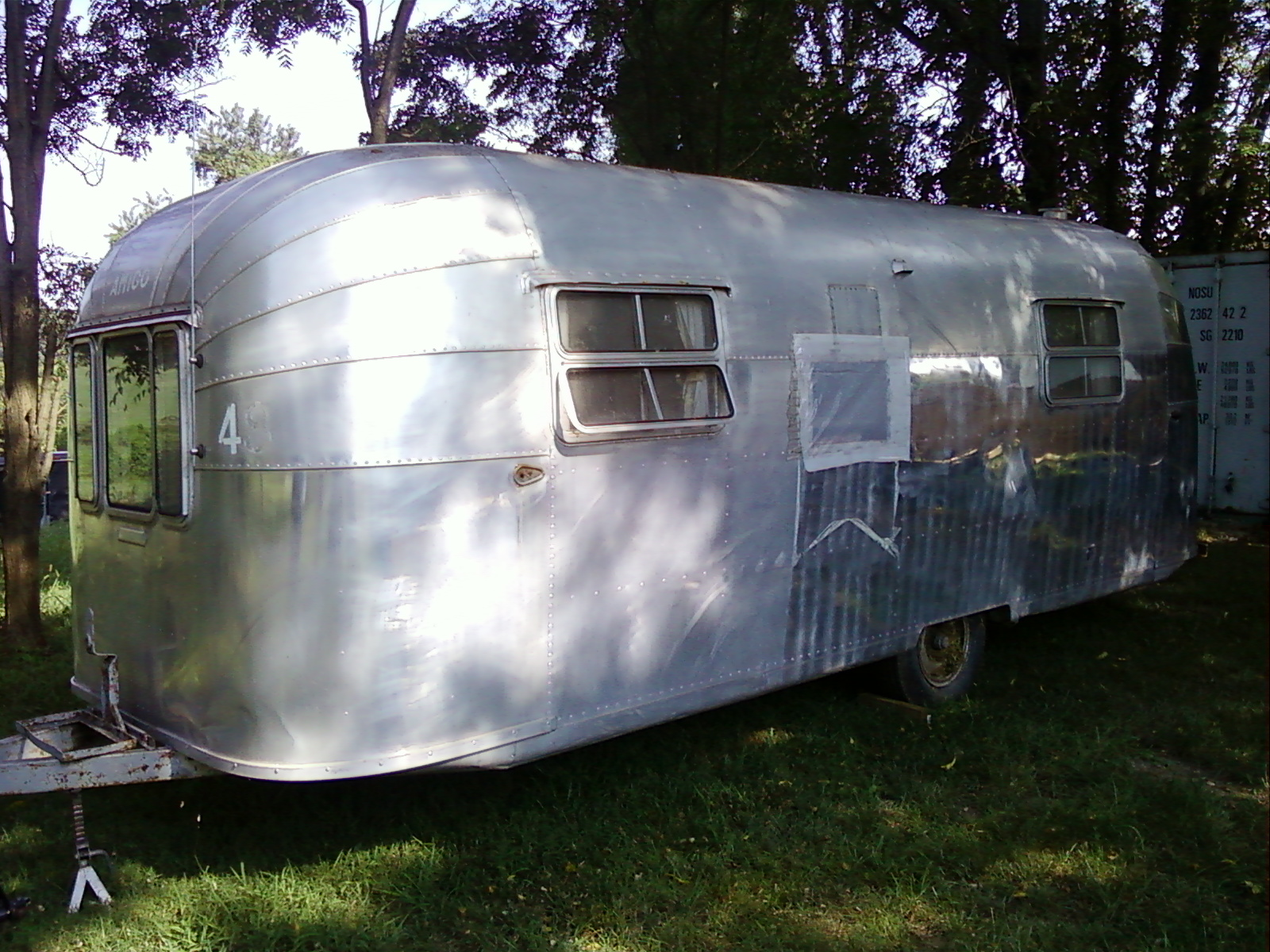 Stories of a couple and their quest for an Airstream
